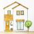 自然素材の注文住宅