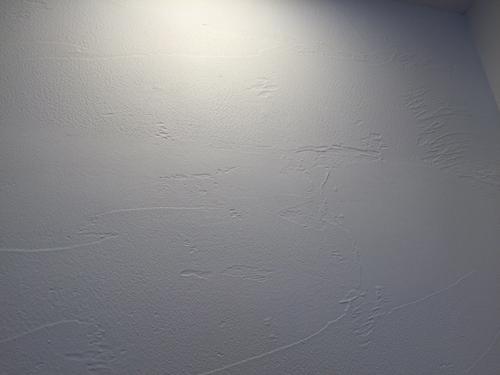 SSコートの壁