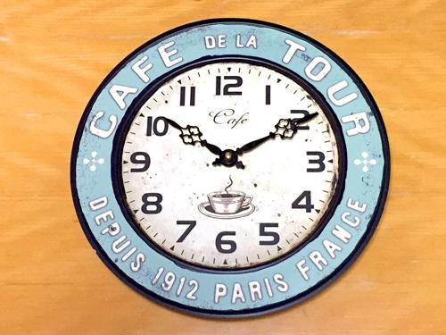 カフェ 時計 クロック