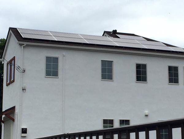 太陽光 ソーラーパネル