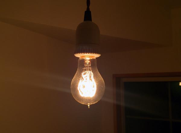 アクシス セラミックライト エジソン電球