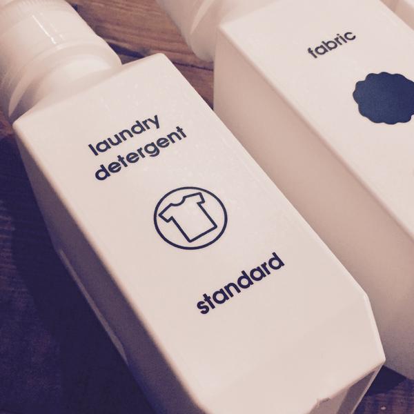 洗剤容器 ランドリーボトル