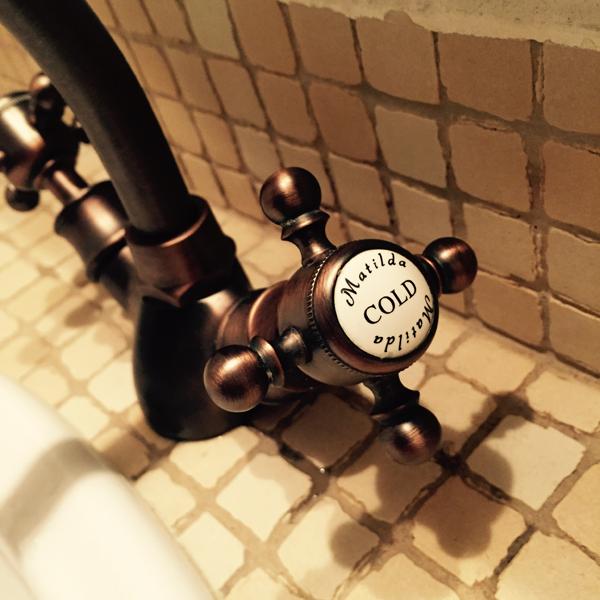 マチルダ水栓