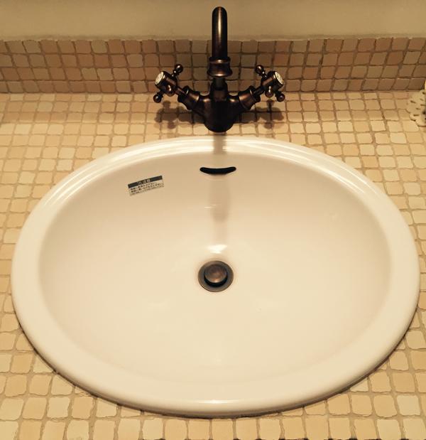 【Essence】製の洗面ボウル