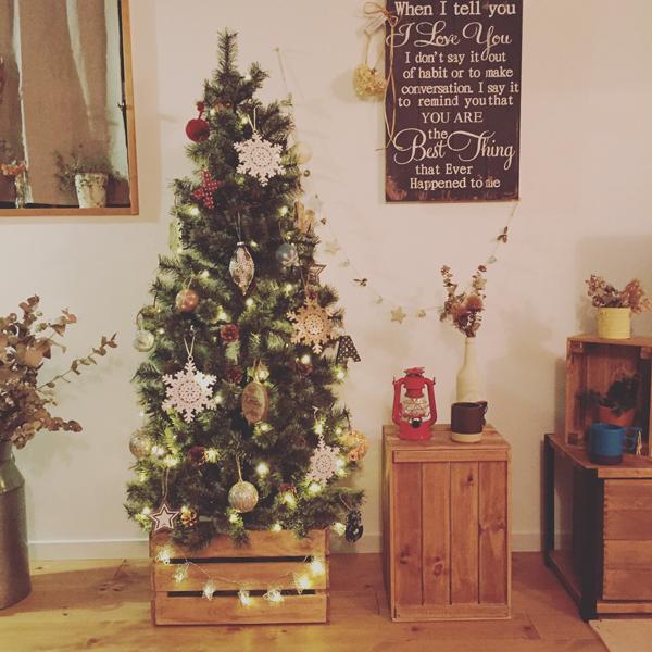 スタジオクリップ クリスマスツリー