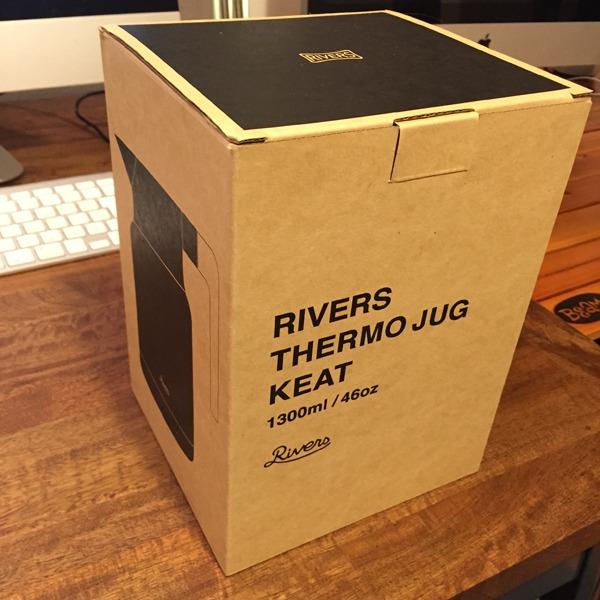 RIVERS リバーズ サーモジャグ キート